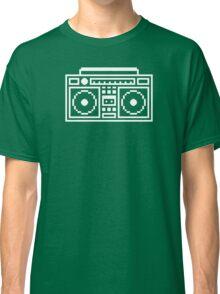 Retro Ghettoblaster Classic T-Shirt