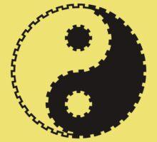 Yin and Yang - Gearwheel by no-doubt