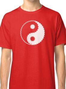 Yin and Yang - Gearwheel Classic T-Shirt