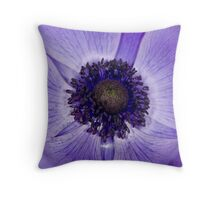 Nature's intricate detail Throw Pillow