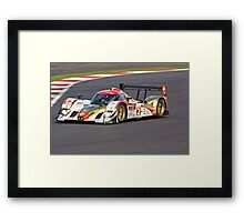 #12 Rebellion Racing Framed Print