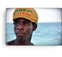 People of Zanzibar # 2 Canvas Print