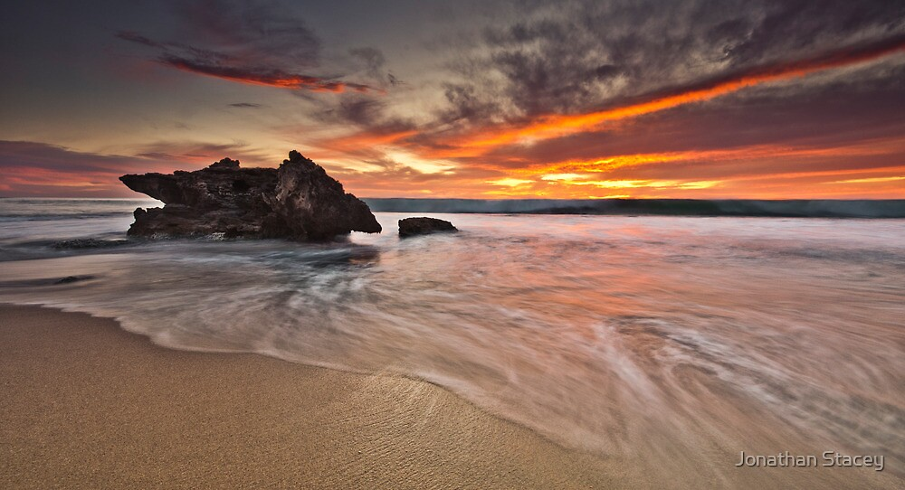 ∞ Washed away ∞ by Jonathan Stacey