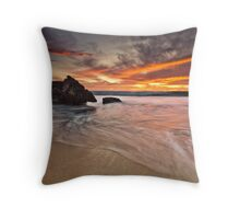 ∞ Washed away ∞ Throw Pillow