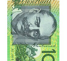 Hundred Dollar Note by Diabolical