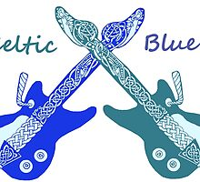 Celtic Blues by redqueenself