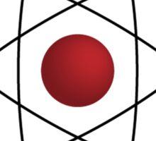 Beautiful Atom  Sticker
