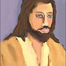 Jesus Christ by irisgrover
