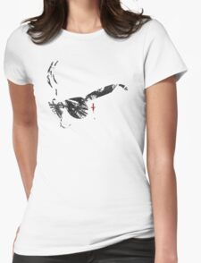 The place beyond the pines sunglass face Womens Fitted T-Shirt