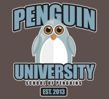 Penguin University - Blue Kids Clothes