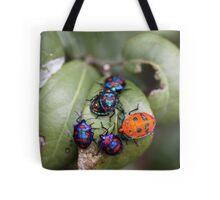 Bug Meeting Tote Bag