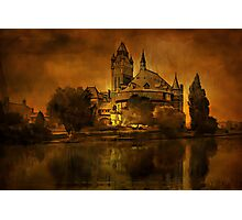 Stratford....on -Avon-Shakespeares....... Photographic Print