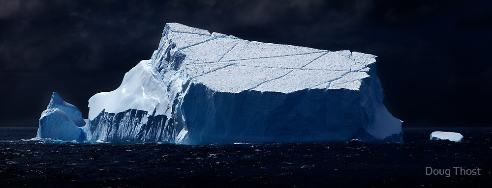 Iceberg by Doug Thost