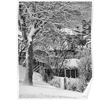 Winter Street Poster