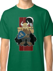Dwarf Rabbit will rip out your spine Classic T-Shirt