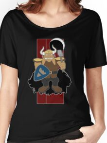 Dwarf Rabbit will rip out your spine Women's Relaxed Fit T-Shirt