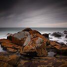 Bass Strait Boulder by Doug Thost