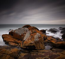 Bass Strait Boulder by Doug Thost