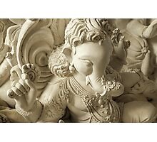 Moods of Lord Ganesh & the making of idols #6 Photographic Print