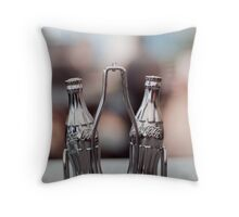.salt & pepper. Throw Pillow