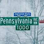 Pennsylvania Ave Storm by districtphoto