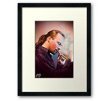 Self Portrait #1 Framed Print