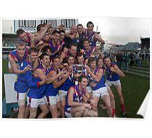 Sth Barwon FC Premiers 2010 - Geelong Poster