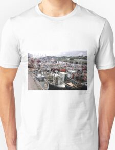 Traffic Jam - Greencastle Co. Donegal Ireland T-Shirt