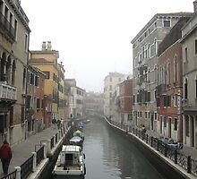 Canal Venice by JJackson