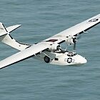 Catalina Low Level at Eastbourne by Shane Ransom