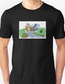 Cubone and Mudkip Unisex T-Shirt