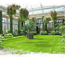 Longwood Gardens picture perfect..... by DaveHrusecky