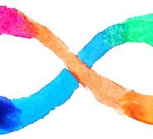 Infinte Rainbows by donderdag