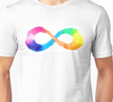 Infinte Rainbows Unisex T-Shirt