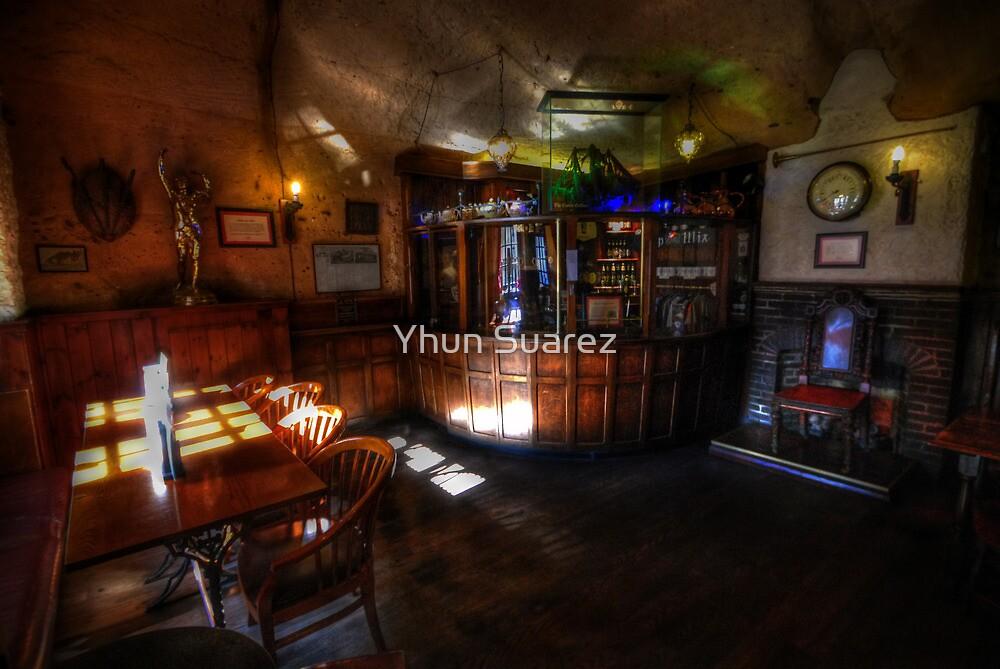 Inside The Pilgrim by Yhun Suarez