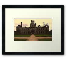 Kirby Hall, Northamptonshire Framed Print