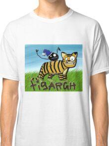 Tig-ARGH!!!! Classic T-Shirt