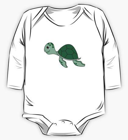 Turtle chibi One Piece - Long Sleeve
