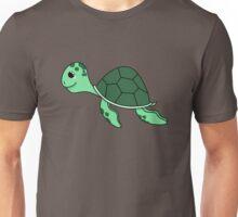 Turtle chibi Unisex T-Shirt