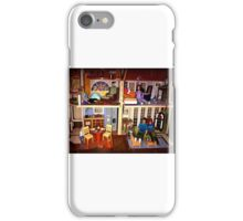 DOLLS IN DOLL HOUSE PICTURE and OR CARD,KIDS TRAVELS MUGS,DOLLS DOLL HOUSE DECORATIVE PILLOW AND OR TOTE BAG iPhone Case/Skin