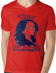 Tina Is My Homegirl Mens V-Neck T-Shirt