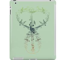 Guitar and Music Notes 9 iPad Case/Skin