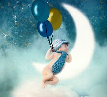 Up Up And Away by Katy Breen