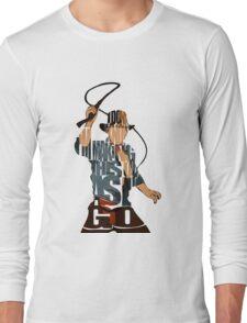 Indiana Jones Long Sleeve T-Shirt