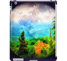 Wonderful new planet for him.... iPad Case/Skin
