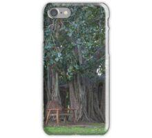 River Seat  iPhone Case/Skin