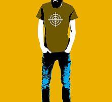 Hipster Bin Laden by monsterplanet