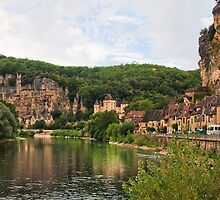 Les Gabares  The Dorgdogne by Elaine123
