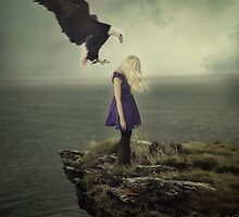 Fly away with me - freedom, sadness and melancholy by Liancary