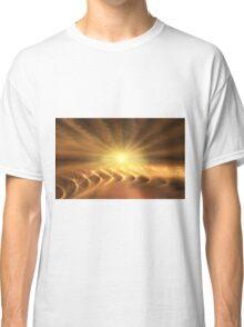 Golden beach Classic T-Shirt